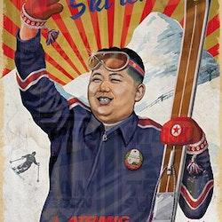 Kimski Poster
