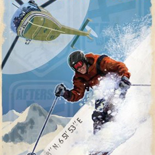 Extremeski Poster