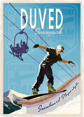 Duved - Poster