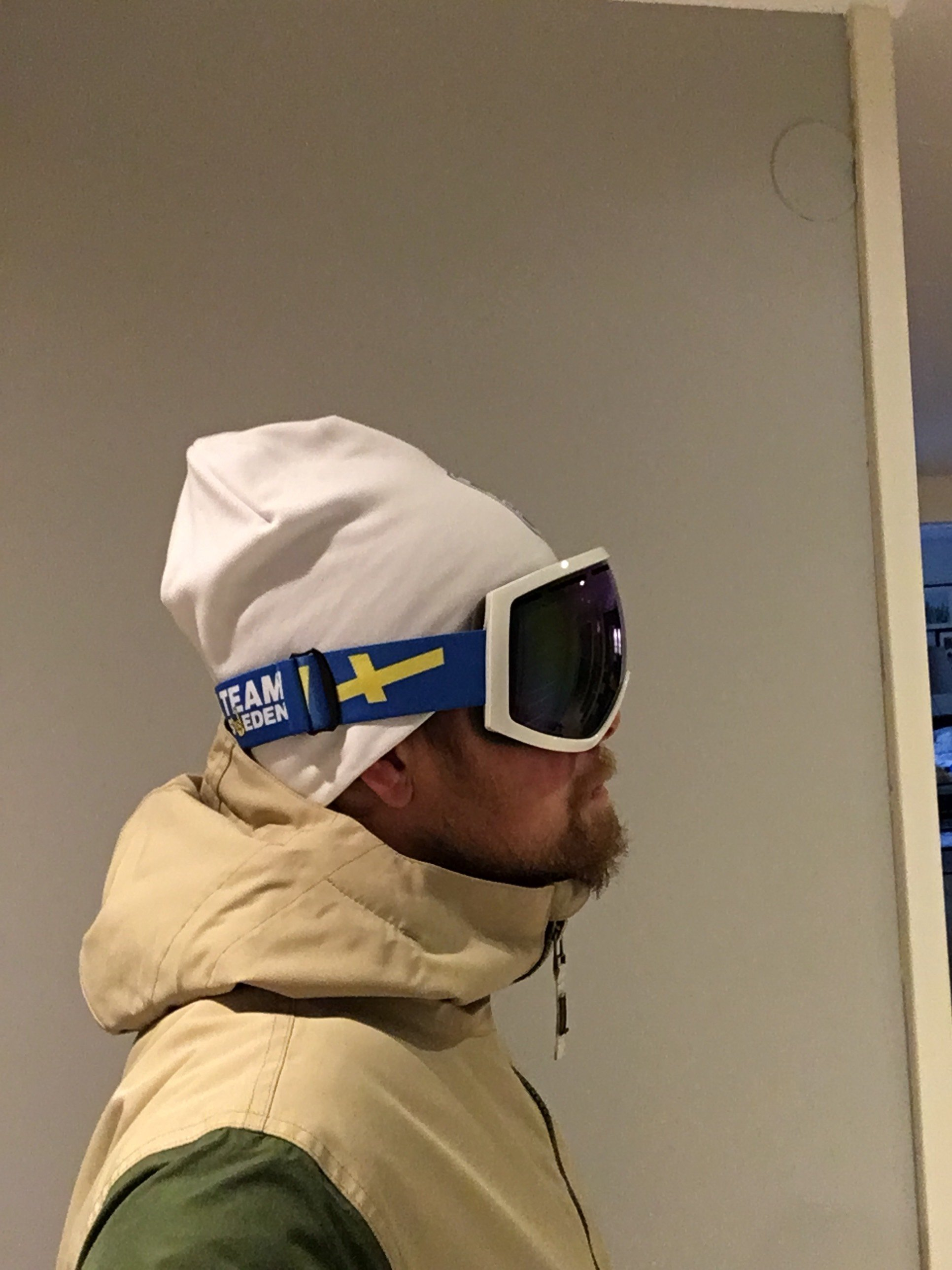 Ski Beanie Afterski Team Sweden