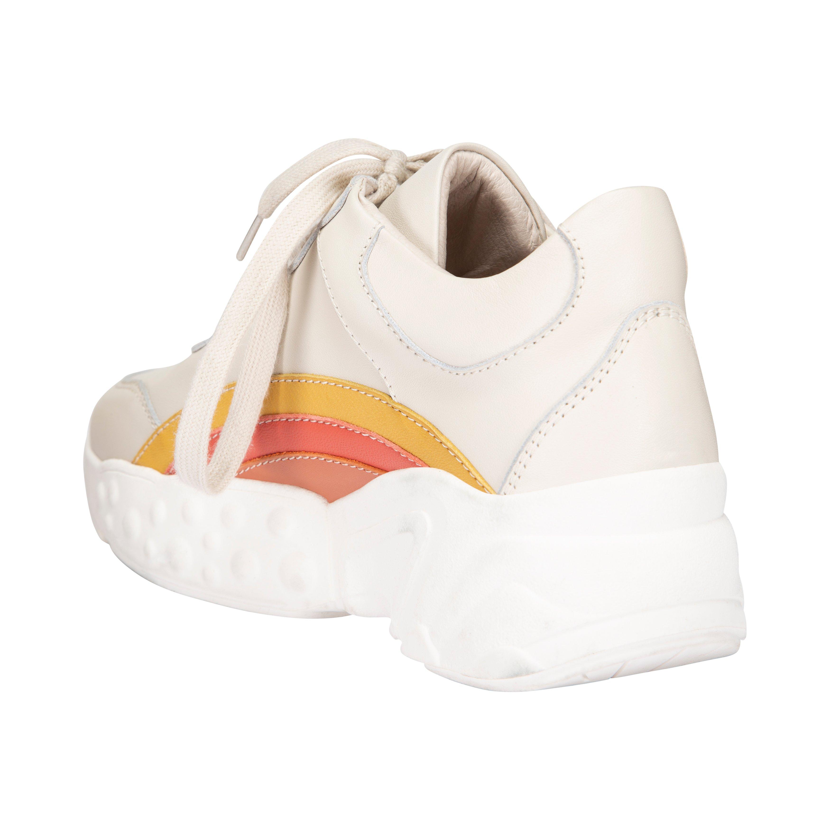 Sofie Schnoor rainbow sneakers
