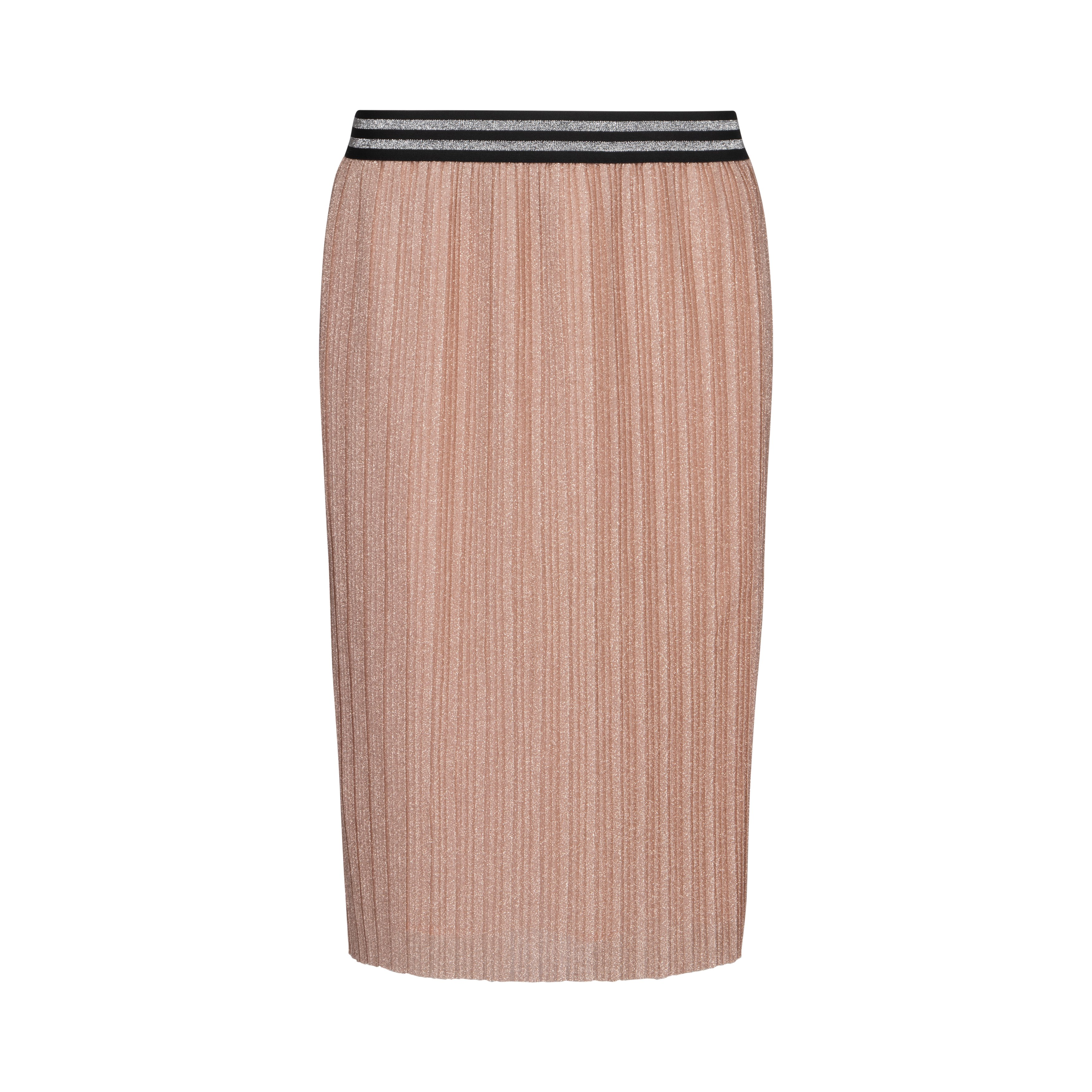 Sofie Schnoor rosa kjol glimmer
