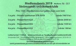 Medlemsbevis 2019