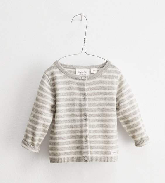 Cardigan - Stripe
