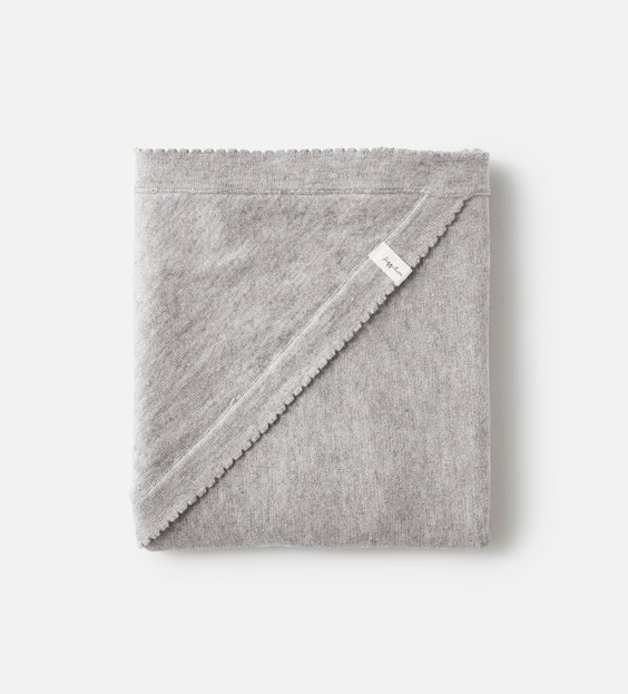 Newborn Blanket - Grey