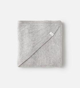 Rib Blanket - Grey