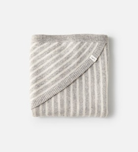 Rib Blanket - Stripe
