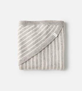 Rib Blanket - Stripe