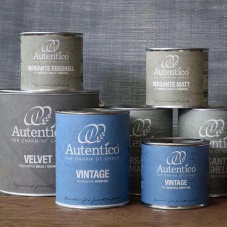 """Bleu Gris """"Autentico Vintage"""""""