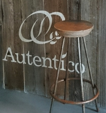 "Latte ""Autentico Versante"""
