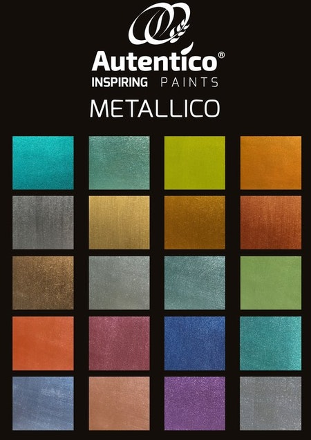 "Baroque Bronze 250ml ""Metallico"""