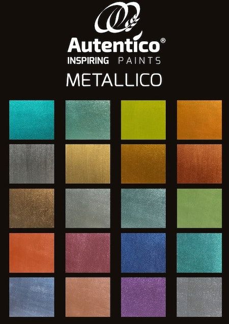 "Old Gold ""Metallico"""