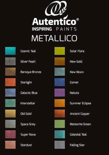 "Old Gold ""Metallico"""