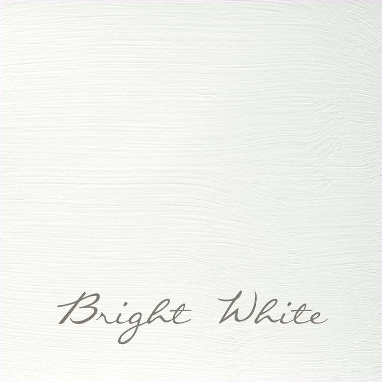 "Bright White ""Autentico Vintage"""