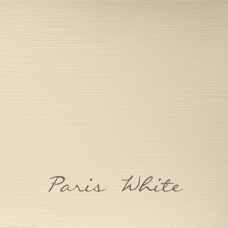 "Paris White ""Autentico Vintage"""
