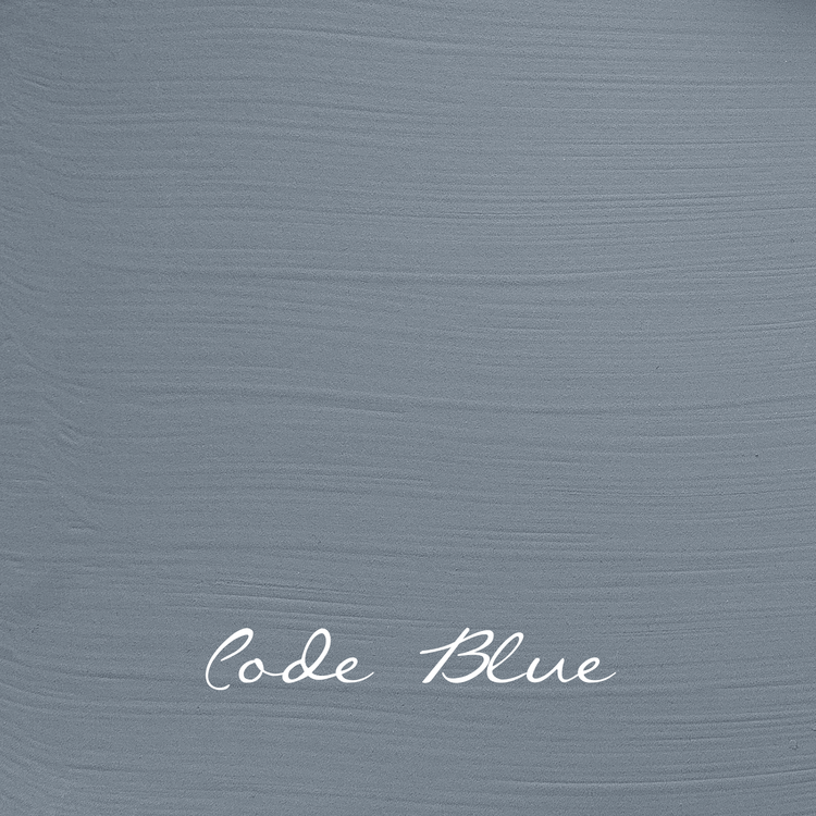 "Code Blue ""Autentico Versante"""
