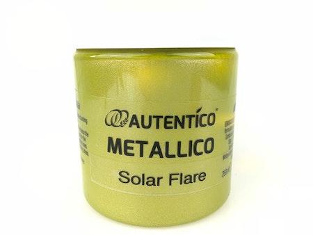 "Solar Flare ""Metallico"""