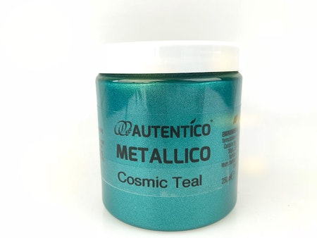"Cosmic Teal 250ml ""Metallico"""