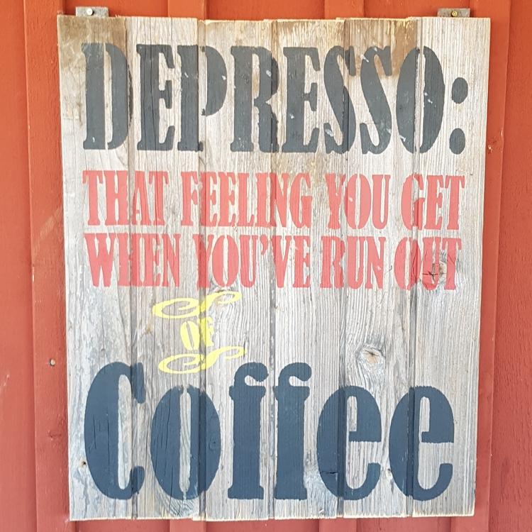 """Depresso """"no1"""""""