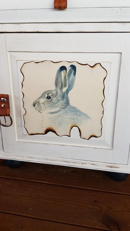 "Nattduksbord ""Haren"""