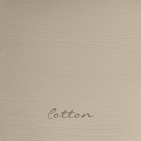 "Cotton 2,5 liter ""Autentico Velvet"""