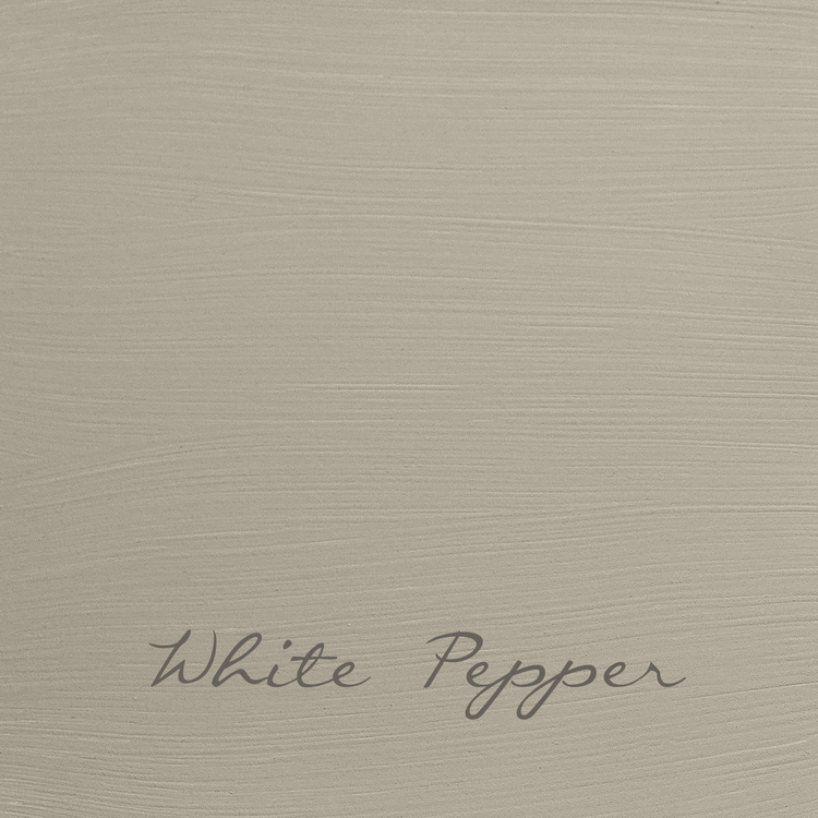 "White Pepper 2,5 liter ""Autentico Velvet"""