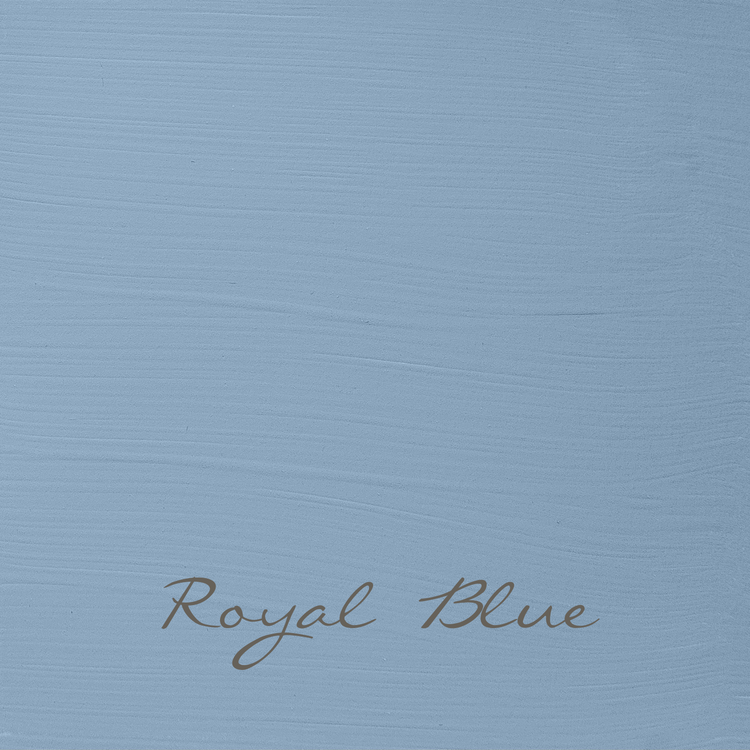 "Royal Blue 2,5 liter ""Autentico Velvet"""