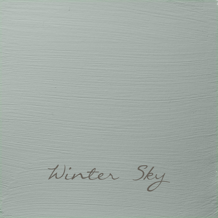 "Winter Sky 2,5 liter ""Autentico Velvet"""