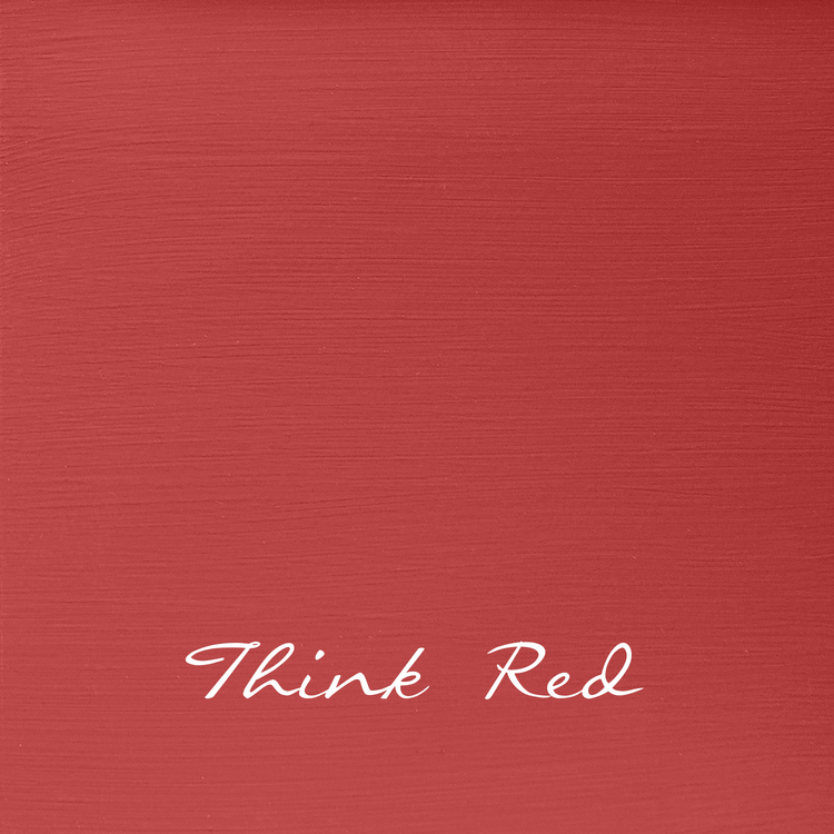"Think Red 2,5 liter ""Autentico Velvet"""