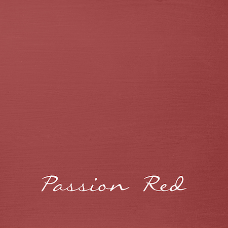 "Passion Red 2,5 liter ""Autentico Velvet"""