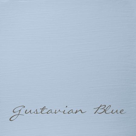 """Gustavian Blue 1 liter """"Velvet g:a förpackningen"""""""