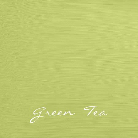"""Green Tea 1 liter """"Velvet g:a förpackningen"""""""