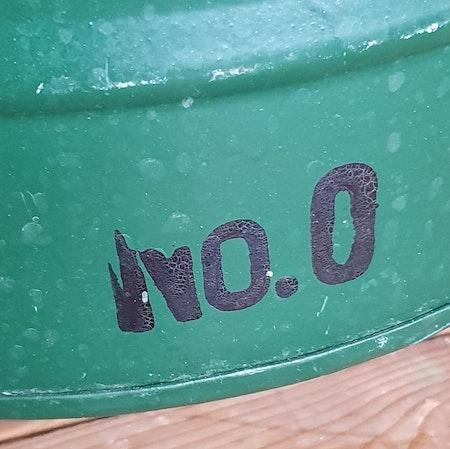 """Brandsläckare """"Mr no.O"""""""