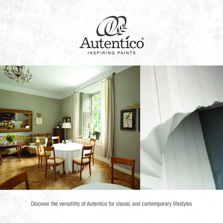 "INSPIRING PAINTS ""Autentico"""