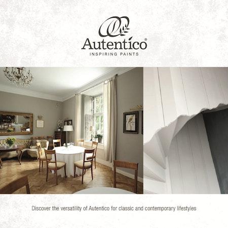 """INSPIRING PAINTS """"Autentico"""""""