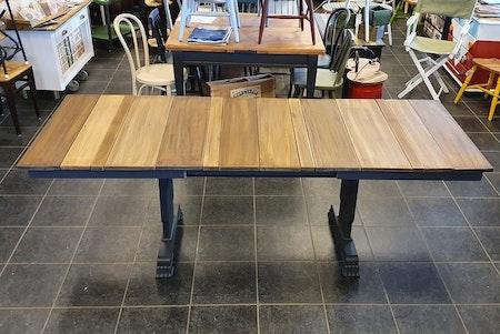 "bord + 6 stolar ""Puzzelbord"""