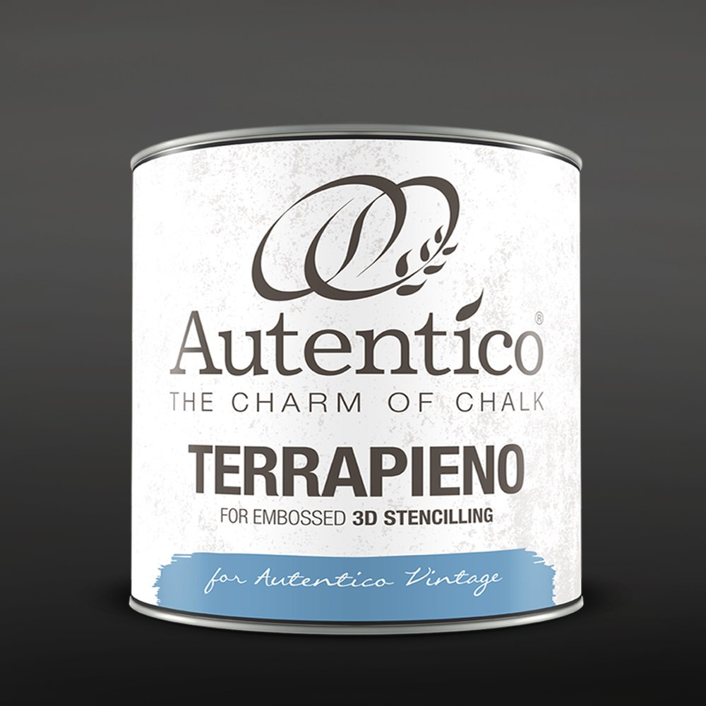 "Terrapieno 480 ml  ""3D Pasta"""