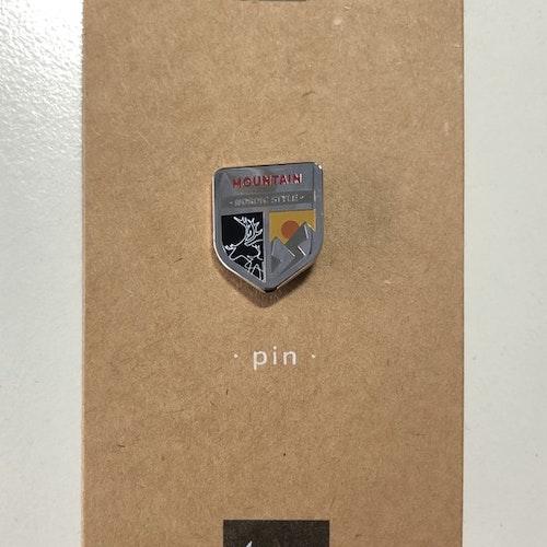 63132 PIN REINDEER nordic style / PIN REN