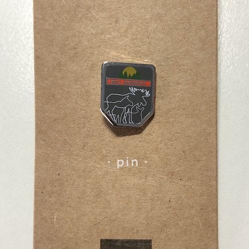 63134 PIN MOOSE WILD EXPERIENCE / PIN ÄLG