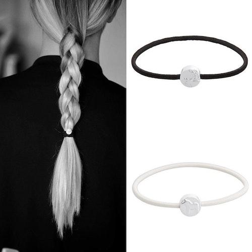 Hårsnodd/ Hair tie dalahorse white