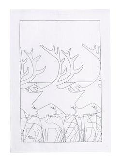 62826 KÖKSHANDDUK REN VIT/KITCHEN TOWEL WHITE