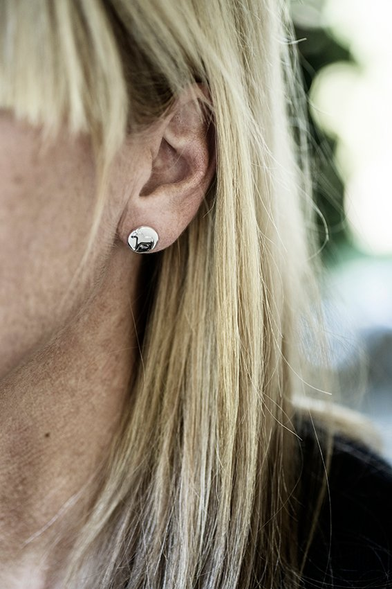 63006 SCANDI STICK EAR / ÖRHÄNGEN