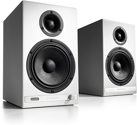 Audioengine HD6 White
