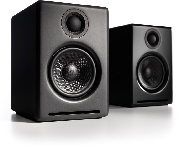 Audioengine A2+BT Black