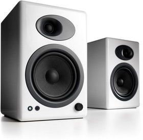 Audioengine A5+ BT White
