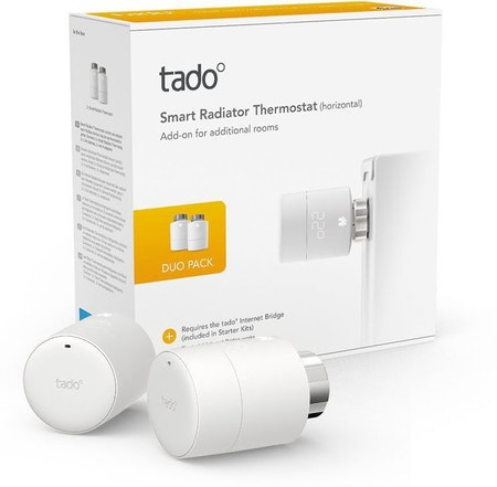 Tado Smart Radiator, 2-pack