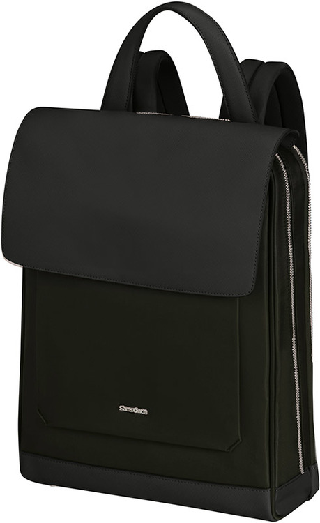 "Samsonite Zalia 2.0 Backpack Flap 14,1"" Black"
