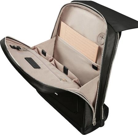 """Samsonite Zalia 2.0 Backpack Flap 14,1"""" Black"""