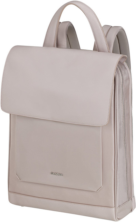 "Samsonite Zalia 2.0 Backpack Flap 14,1"" Beige"