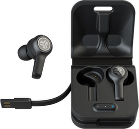 JLab Audio JBuds Air Executive Earbuds - Black